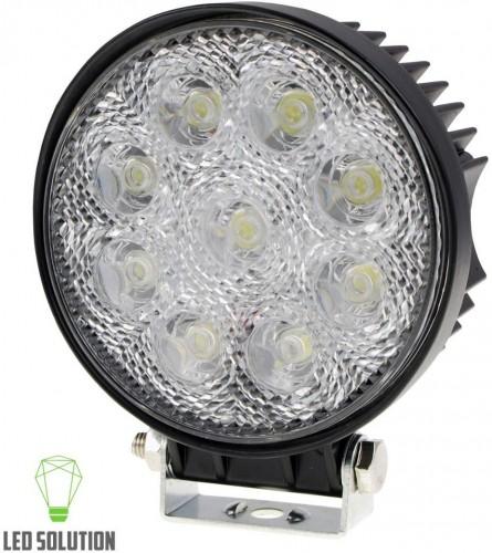 LED Solution LED pracovné svetlo 27W 10-30V 189002