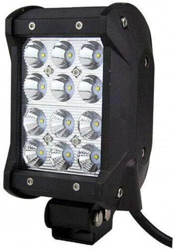 LED Solution LED pracovné svetlo 36W BAR 10-30V 4-řady LB0042
