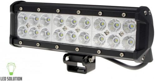LED Solution LED pracovné svetlo 54W BAR 10-30V 189007