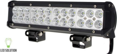 LED Solution LED pracovné svetlo 72W BAR 10-30V 189005