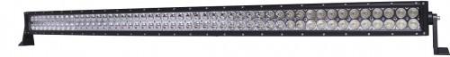 LED Solution LED svetelná rampa zahnutá 300W BAR 10-30V SM-300
