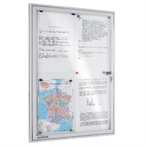 Vitrína Legamaster ECONOMY 64x46cm interiérová LM631736