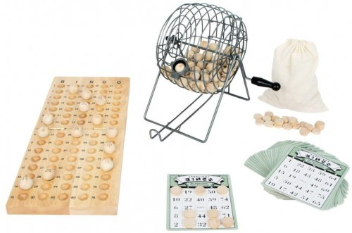 Detská hra Legler Bingo