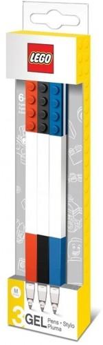 Sada 3 gélových pier LEGO® Mix