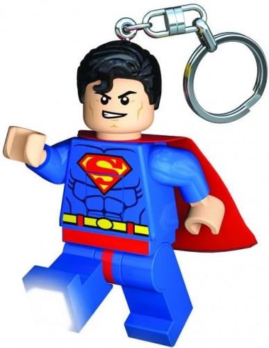 Svietiaca figúrka LEGO® DC Super Heroes Superman