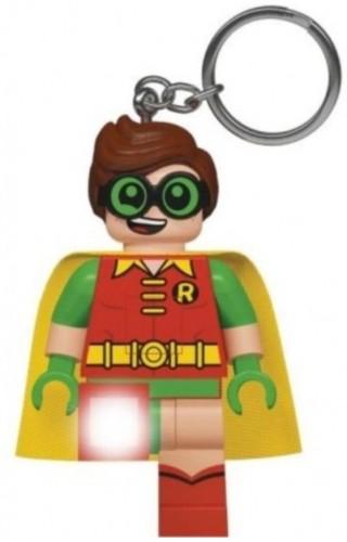Svietiaca kľúčenka LEGO® Batman Robin