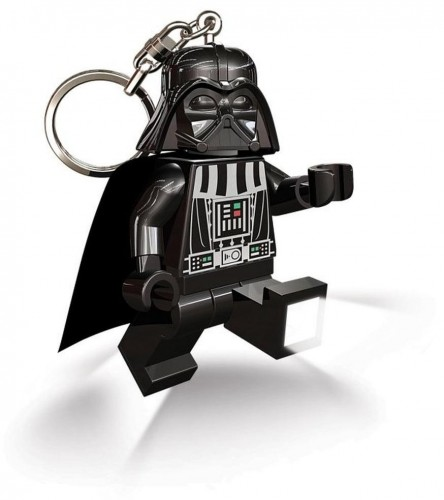 Svietiaca kľúčenka LEGO® Darth Vader