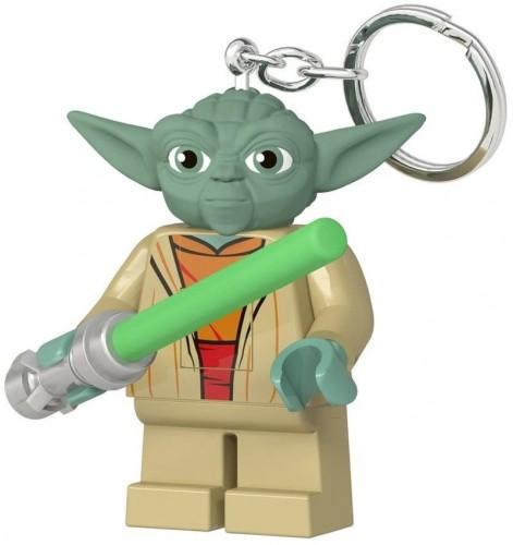 Svietiaca kľúčenka LEGO® Star Wars Yoda