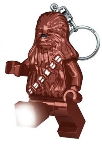 Svietiaca kľúčenka LEGO Star Wars Chewbacca