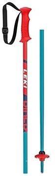 Leki Rider, petrol-white-blue-neonred