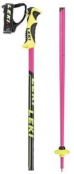 Leki Worldcup Lite SL, pink-black-white-yellow
