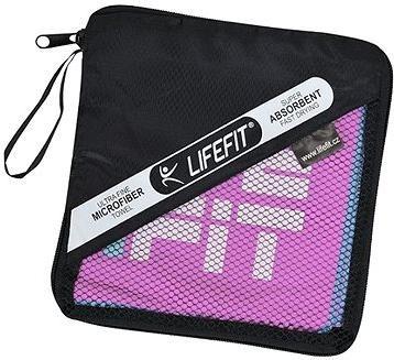 Lifefit Towel 70×140 cm růžový