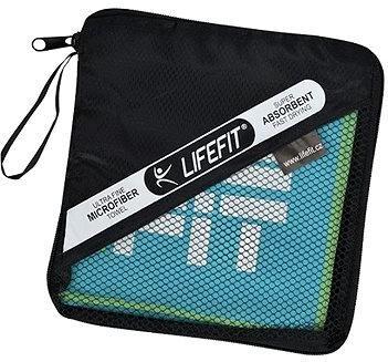 Lifefit Towel 70×140 cm světle modrý