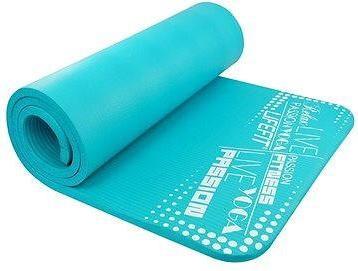 Lifefit Yoga Mat Exclusiv plus tyrkysová