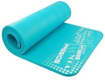 Lifefit Yoga Mat Exkluziv světle tyrkysová