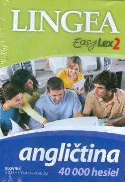 Lingea Easy Lex2 angličtina/slovník