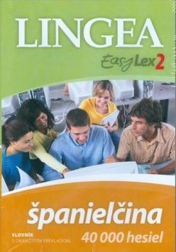 Lingea Easy Lex2 španielčina/slovník