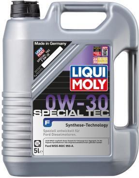 Motorový olej Liqui Moly Special Tec F 0W30 5L