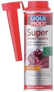 Přísada do nafty SUPER Liqui Moly 250ml
