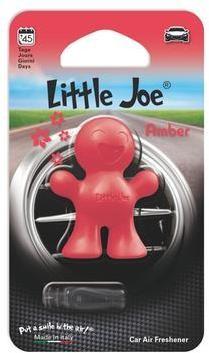 LITTLE JOE Osviežovač vzduchu do auta LITTLE JOE amber