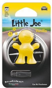 LITTLE JOE Osviežovač vzduchu do auta LITTLE JOE Vanilla