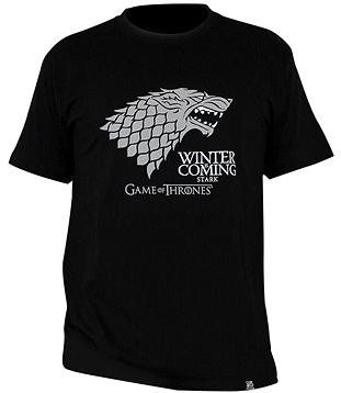 Game of Thrones - Winter is Coming - tričko