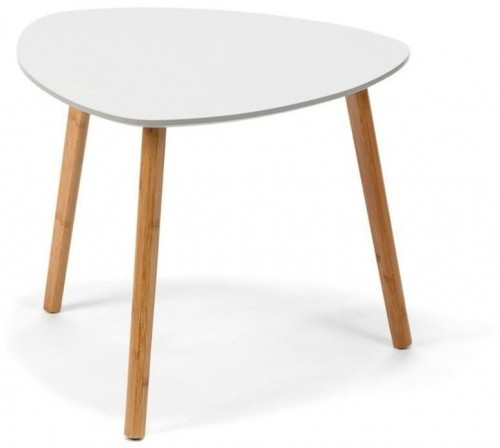 Svetlosivý konferenčný stolík loomi.design Viby