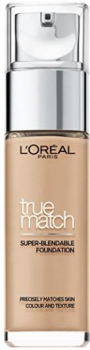 L´Oréal Paris Zjednocujúci a zdokonaľujúce make-up True Match (Super-Blendable Foundation) 30 ml 7.D/7.W Golden Amber