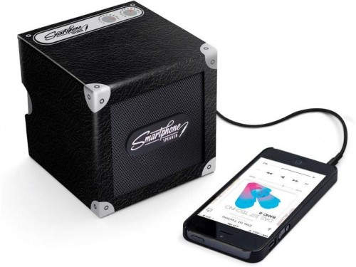 Prenosný reproduktor Luckies of London Smartphone Speaker Classic