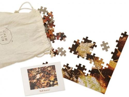 Puzzle v darčekovom vrecúšku Luckies of London Peace by Piece