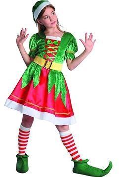 Šaty na karneval - skřítek