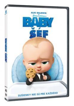 Baby šéf (SK) DVD