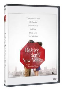 Deštivý den v New Yorku DVD