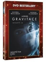 Gravitace DVD