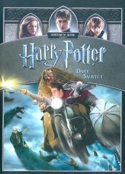 Harry Potter a dary smrti: časť 1. DVD