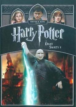 Harry Potter a dary smrti: časť 2. DVD