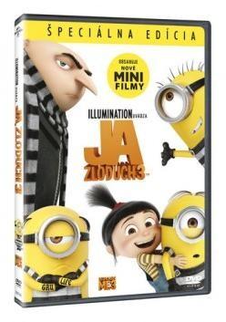 Ja, zloduch 3 DVD (SK)