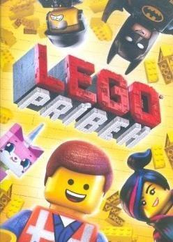 Lego pribeh: Lego Movie DVD