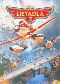 Lietadlá 2. DVD (SK)