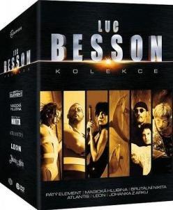 Luc Besson kolekce 6DVD
