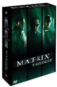 Matrix Trilogie 3DVD