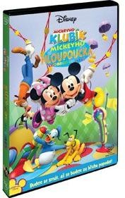 Mickeyho klubík: Mickeyho hloupoučká dobrodružství DVD