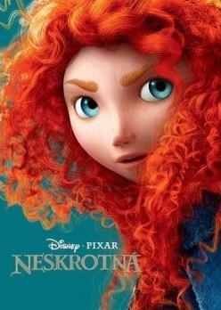 Neskrotná DVD (SK) - Disney Pixar edícia