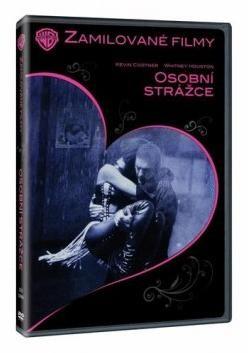 Osobní strážce DVD - Edice zamilované filmy