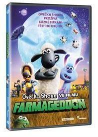 Ovečka Shaun vo filme: Farmageddon (SK) DVD