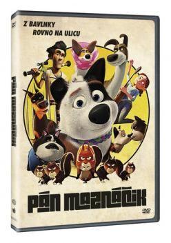 Pán Maznáčik (SK) DVD