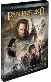 Pán prstenů: Návrat krále DVD