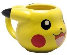 Pokémon: Pikachu hrnek 3D 475 ml