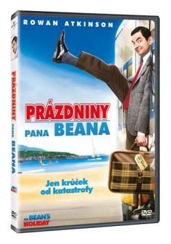 Prázdniny pana Beana DVD