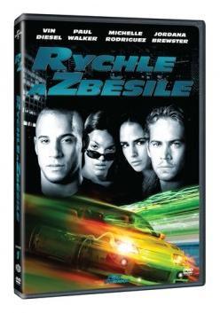 Rychle a zběsile DVD
